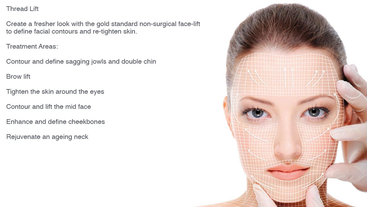 Reverse The Signs Of Ageing With A Non Surgical Thread Lift