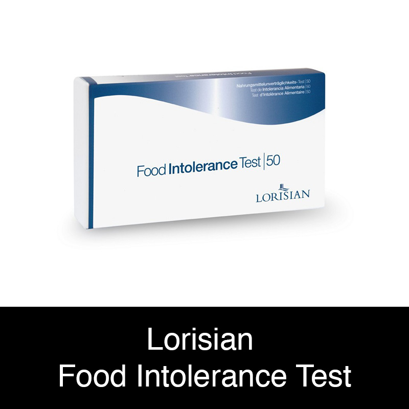 Lorisian Food Intolerance Test
